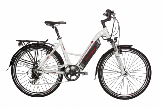 Bici elettrica Wings: Mistral City